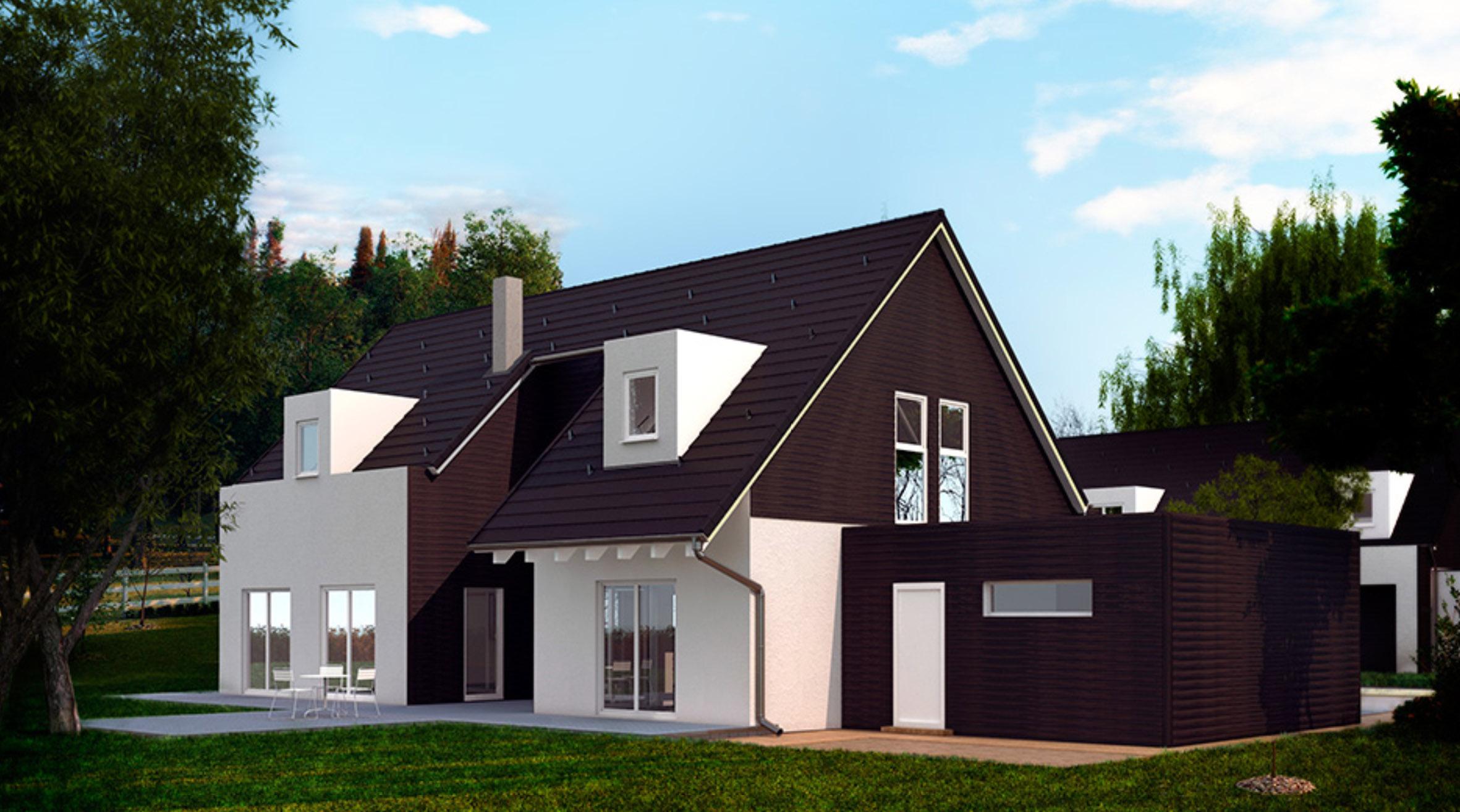 Montage Haus - Abel 289